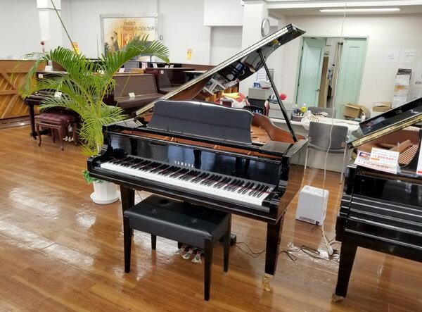 SALE YAMAHA 【中古】 ヤマハ ピアノ GC1SN #6201357【純正消音】