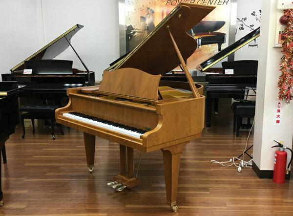C.BECHSTEIN【中古】 C.ベヒシュタインピアノ K #179514【木目ピアノ】
