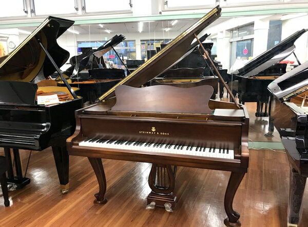 SALE STEINWAY&SONS【中古】 スタインウェイ ピアノ M170 #423670【木目ピアノ】