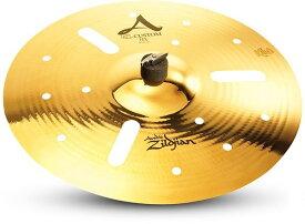 Zildjian シンバル A Custom 18インチ EFX[ジルジャン]【送料無料】【smtb-u】【we1】【cyb_p】