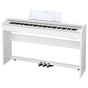 CASIO 電子ピアノ PX-770WE / ホワイトウッド調[カシオ][PX770WE]【送料無料】【smtb-u】【piano_t】【cso2】
