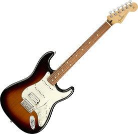 Fender エレキギター Player Stratocaster HSS / 3-Color Sunburst[フェンダー][144523500[初心者][ビギナー][ビギナー][動画映え][ライブ配信][ストラト][fender]【送料無料】【smtb-u】