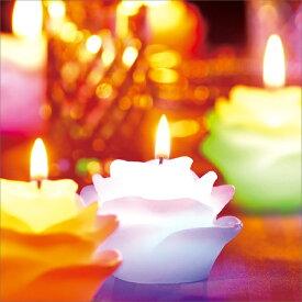 【マジックキャンドル】Magic Candle(ローズ マジックキャンドル)〜キャンドルリレーに最適〜(キャンドルリレー用 可愛いお持ち帰り箱付き 席札 種火 キャンドルサービス クリスマス プレゼント)