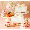 引き菓子Dolce Fiore スイーツセットA -ドルチェフィオーレ-(引き菓子 バームクーヘン 引き出物 引出物 結婚式 ウェ…