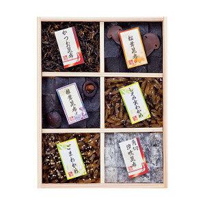 廣川昆布 万味豊秀塩昆布・佃煮6品詰合せ(ギフト お祝い 内祝い 引き出物 引出物 お祝い2020食品ギフト おうちグルメ_おつまみ)