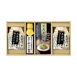 美食ファクトリー 蔵出し卵がけ醤油と美味しい米ギフトA(ギフト お祝い 内祝い 引き出物 引出物 お祝い2020食品ギフト)