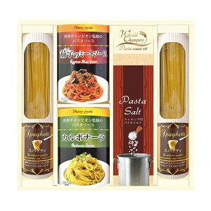 世界チャンピオン 自信のパスタソース こだわりスパゲティセットC(ギフト お祝い 内祝い 引き出物 引出物 お祝い2020食品ギフト)