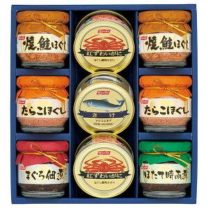 ニッスイ 水産缶詰・瓶詰詰合せ C(夏ギフト2021海産物 )