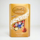 リンツ リンドール ゴールド アソート 600g(COSTCO コストコ リンツ リンドール トリュフチョコレート アソート 4種類…