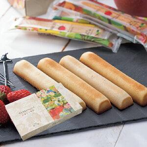 【送料無料】恵那 銀の森 スティックケーキ 16本入(おこもり 巣ごもり おうち時間 ケーキ スイーツ お菓子 プレゼント 贈り物 爽やか お取り寄せ お土産 しっとり 卵 牛乳 フルーツ イチゴ リ