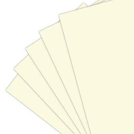 招待状用中紙 (A5ナチュラル/無地)【10名様分入り】(結婚式 ペーパーアイテム 手作りキット テンプレート ウェディング ブライダル パーティー 二次会)