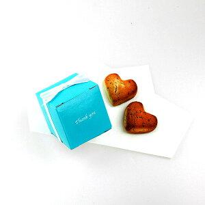 プチギフトThankyouブルー紅茶クッキー(結婚式 二次会 ウェディング 披露宴 クッキー)