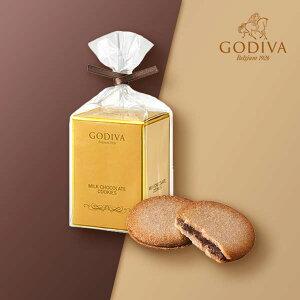 プチギフトGODIVA ミルクチョコレートクッキー (5枚入)( クッキー)
