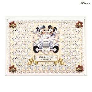 【送料無料】ディズニー メッセージパズル ウェルカムボード80ピース クラシックカープレゼント 結婚式 ギフト お祝い 披露宴 ウェディング ウエルカムスペース ディズニー