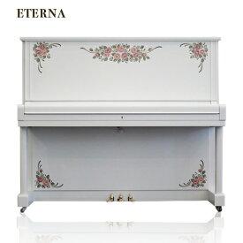 YAMAHA【ETERNA・ピンクローズ】(アップライトピアノ)椅子・インシュレーター付き♪
