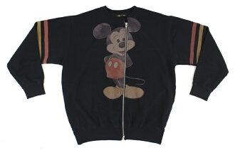 MICKEY/Zip-up Jacket Mickey / zip up jacket