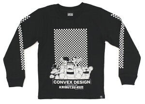 【コンベックス CONVEX 子供服】怪物くん ロンT (120-160)