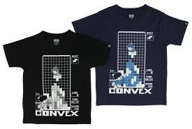 【セール コンベックス CONVEX 子供服】ゲーム Tシャツ (110-160)