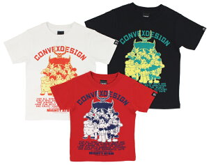 【セール コンベックス CONVEX 子供服】オールキャスト Tシャツ/アトム (S-XL)