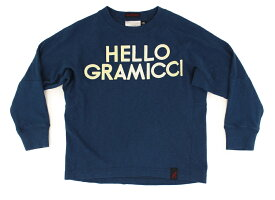 【デニム&ダンガリー DENIM DUNGAREE】テンジク GRAMICCI HELLO TEE [Limited Edition] (130-140)【3798472】