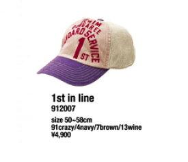 【デニム&ダンガリー DENIM DUNGAREE】メッシュ CAP (54-58cm)【912007】【4月予定】ご予約