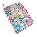 【fafa/フェフェ 母子手帳ケース/L】Babette (Diary Case)【サイズL】/マルチフラワー/母子手帳ケースや通帳、カード…