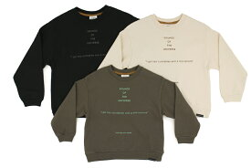 【グルービーカラーズ GROOVY COLORS】テンジク TWO TURNTABLES L/S TEE (110-140)【1698420】