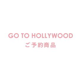 【ゴートゥーハリウッド GO TO HOLLYWOOD】ビンテージウラケ ガッタイ プリーツ フード OP (150,01-02)【1298507】ご予約