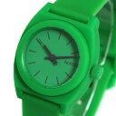 NIXON ニクソン SMALL TIME TELLER P タイムテラー 腕時計 A425-330 GREEN グリーン 【楽ギフ_包装】