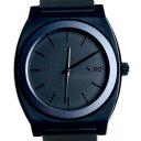 NIXON ニクソン TIME TELLER P タイムテラー 腕時計 A119-1309 STEEL BLUE ANO ダークブルー【楽ギフ_包装】
