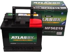 ATLAS アトラス 欧州車バッテリー MF 56219 互換バッテリー PSIN-6C SLX-6C