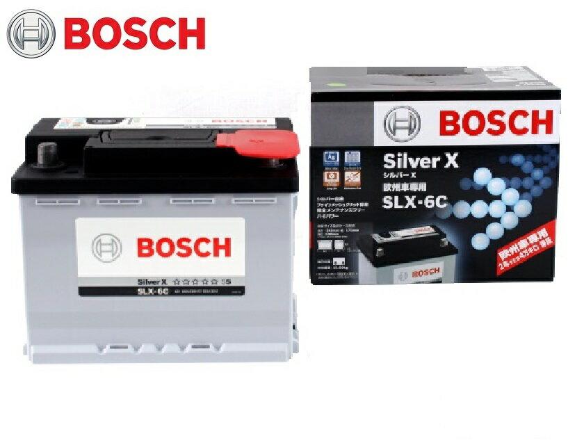 【送料無料】 BOSCH ボッシュ バッテリー SLX-6C 自動車バッテリー