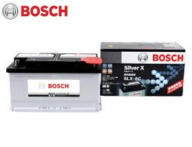 BOSCH SLX8C ボッシュ バッテリー SLX-8C 欧州車 自動車バッテリー