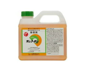 【送料無料】 除草剤 サンフーロン 2L 大成農材 原液タイプ ラウンドアップ同等効果
