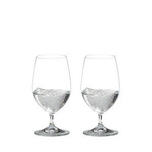 【送料無料 ペア 正規品】リーデル Riedel グラス ヴィノム グルメグラス 370ml 6416/21 2脚セット 箱入 RJ
