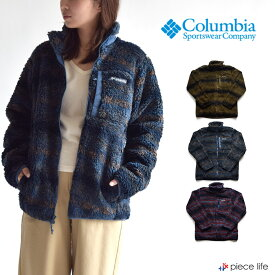 15%OFF◆columbia コロンビア ジャケット Columbia ウィンターパスプリントフリースフルジップ/ メンズ 羽織り マウンテンパーカー ライトアウター マンパー 長袖 Winter Pass Print Fullzip AE0259