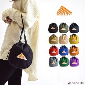 ケルティ ケルティ巾着 ショルダーバッグ ハンドバッグ ヴィンテージ 軽量 ミニバッグ メンズ レディース アウトドア 男女兼用 (2592354)