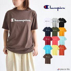 10%OFF チャンピオン tシャツ レディース Champion Tシャツ C3-P302 ロゴT Basicシリーズ Tシャツ tシャツ メンズ レディース ユニセックス 男女兼用 トップス 半袖Tシャツ チャンピオン 半袖 シャツ ブランドC3-H374  白T ビッグT