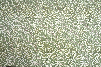 "William Morris""Willow Bough""(編織布料)"