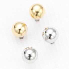 ピアス レディース メンズ ボール チタン 2mm 3mm スタッド ゴールド シルバー シンプル 玉状 日本製 セカンドピアス 金属アレルギー対応 プチプラ プレゼント 秋冬 大人気