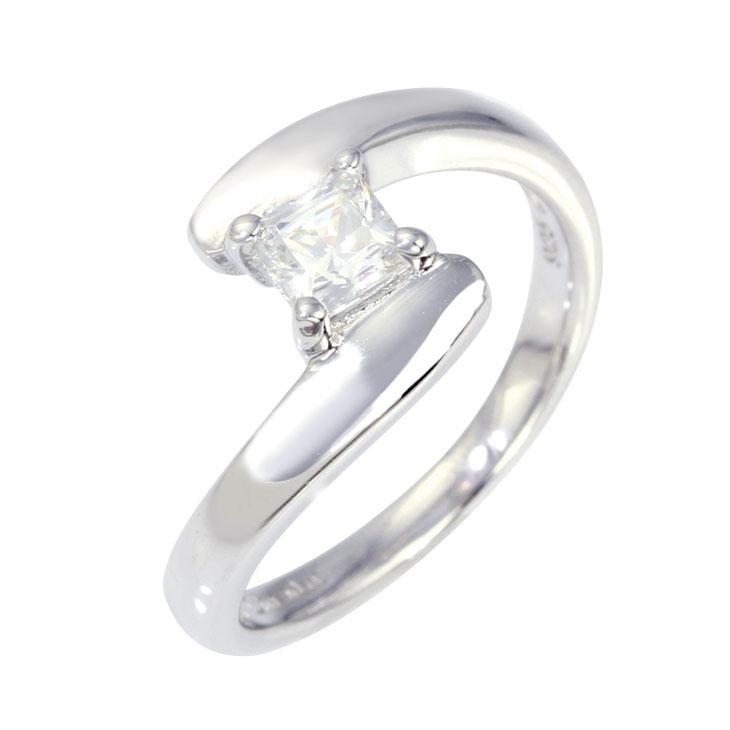 LARA Christie ララクリスティー リング 指輪 シルバーアクセサリー アメリア リング WHITE Label 送料無料