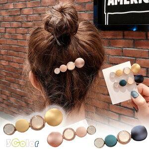 ヘアクリップ レディース 春夏秋冬 ヘアピン ヘアアクセ 髪飾り プラスチック 合金