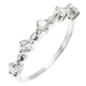 リング 指輪 ピンキーリング レディース ジルコニアラインティアラ プリンセス エタニティ 上品 オシャレ 華やか デイリー 毎日使い 繊細 ガーリー メール便 送料無料