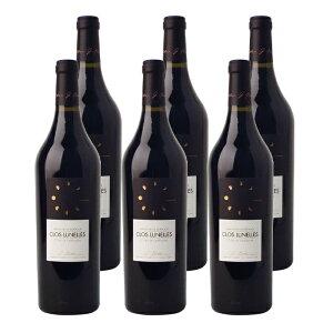クロ・リュネル (2007) 6本セット フランス 赤 ワイン | ワイン プレゼント ギフト ラッピング おすすめ 人気 wine お酒 美味しい ぶどう ブドウ 高級 海外 酒 おしゃれ パーティ 家飲み 宅飲み 誕