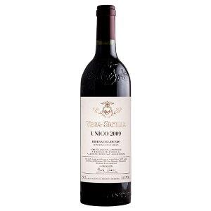 ヴェガ・シシリア ウニコ (2009) 1本 スペイン リベラ・デル・ドゥエロ 赤 ワイン 辛口 | ワイン プレゼント ギフト ラッピング おすすめ 人気 wine お酒 美味しい ぶどう ブドウ 高級 海外 酒 お