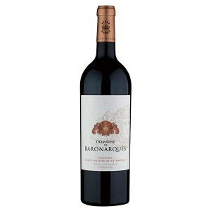 バロナーク 2015 1本 フランス ラングドック ルーション 赤 ワイン 辛口 | ワインセット 赤ワイン プレゼント ギフト ラッピング 人気 おすすめ フルーティー ぶどう ブドウ お酒 海外 高級 wine