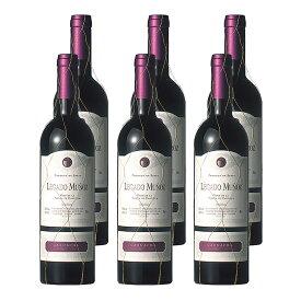 レガード・ムニュス ガルナッチャ (2017) 6本セット スペイン カスティーリャ・ラ・マンチャ 赤 ワイン 甘口