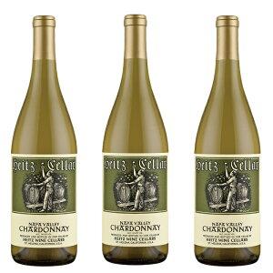 ハイツ・セラー シャルドネ (2017) 3本セット アメリカ カリフォルニア ナパ・ヴァレー 白 ワイン 辛口 | ワイン プレゼント ギフト ラッピング おすすめ 人気 wine お酒 美味しい ぶどう ブドウ