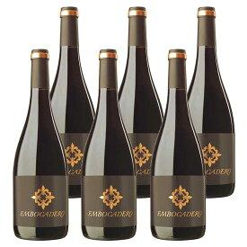 エンボカデロ (2015) 6本セット スペイン リベラ・デル・ドゥエロ 赤 ワイン 辛口