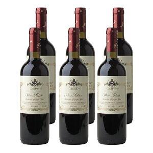 ロッソ サレント 2017 6本セット イタリア プーリア 赤 ワイン 辛口 | ワインセット 赤ワイン 人気 おすすめ プレゼント ギフト ラッピング 海外 高級 6本 フルーティー ぶどう ブドウ 葡萄 パー
